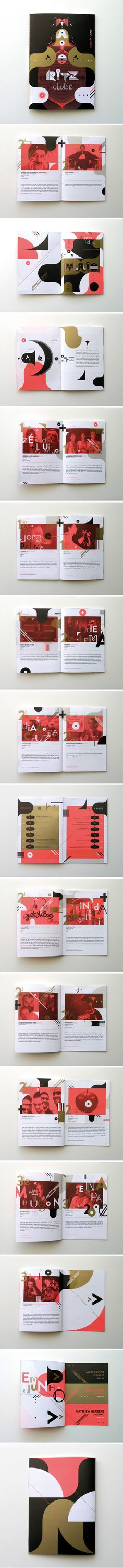 Art Direction Carlos Guerreiro  Design Carlos Guerreiro & José Mendes  Illustration Carlos Guerreiro  Site José Mendes & Carlos Ceia  ritzclube.com  Original typography Carlos Guerreiro, José Mendes & Luís Alvoeiro    Brand identity system for Ritz Clube – concert hall and bar. The objective was to reinterpret the language par excellence of the decorative arts of the decades of 20s and 30s – The Art Deco.