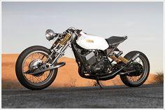 Yamaha RD400 - CHOPPRD