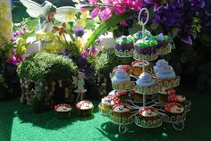 Enchanted Fairy land | CatchMyParty.com