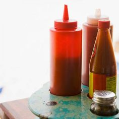 Hot sauce is a natural appetite suppressant - the hotter the better!