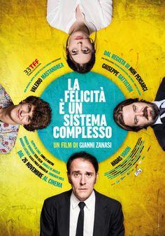 La felicità è un sistema complesso, scheda del film con Valerio Mastandrea, leggi la trama e la recensione, guarda il trailer, trova la programmazione del film.