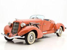 1936 Auburn 852 Boattail Speedster Convertible Sold on ClassicDigest Buy Classic Cars, Classic Sports Cars, Duesenberg Car, Auburn Car, Vintage Trucks, Collector Cars, Hot Cars, Motor Car, Muscle Cars