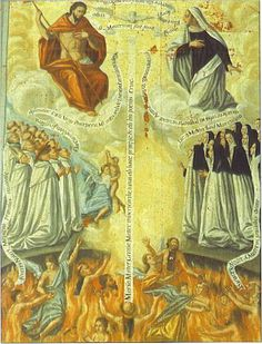 all-carmelite-souls-jesus-and-mary.jpg (419×550)
