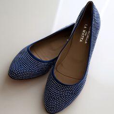 FashionHunny: Pientä sinistä onnenkimallusta ja syysilmeen suunn...