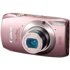 Canon PowerShot ELPH 500 HS 12.1 MP CMOS Digital Camera with Full HD Video and Ultra Wide Angle Lens (Pink) Price:$204.95 & this item ships for FREE with Super Saver Shipping
