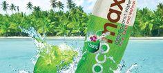 Cocomax: a água de coco já está em Portugal