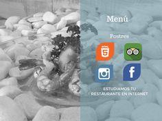 En 102.0SM estudiamos GRATIS la situación de tu #Restaurante en #Internet.