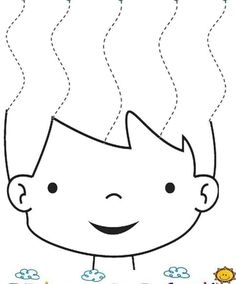 Cutting Activities, Preschool Learning Activities, Motor Activities, Preschool Worksheets, Toddler Activities, Preschool Activities, Autumn Activities, Scissor Skills, Scissor Practice