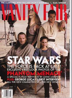 Vanity Fair 462  Special Star Wars Edition  Star by ViewObscura