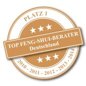 1. Platz Top-Feng-Shui-Berater Deutschland www.apprico.de #fengshui #heikeschauz