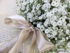 Worcester florists - Sprout: Babies Breath & Gerbera Daisy Wedding