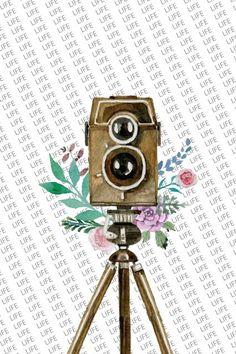 Poster - Life Camera