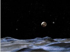 Why did Pluto get demoted?  Historically considered a planet; Pluto is now categorized as a dwarf planet.  Read about how scientists redefined the characteristics of planets.