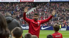 Diego Costa quickly finds the net in first appearance since leaving Chelsea #News #AtleticoMadrid #Costa #DiegoCosta #Football