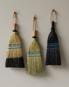 lostine whisk broom natural corn straw