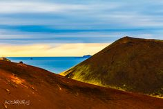 Two Volcanos - Vestmannaeyjar