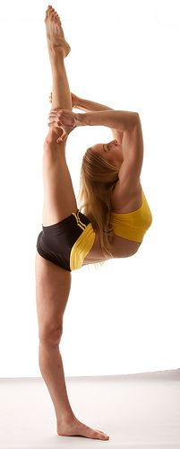 Needle pose. ONE DAY