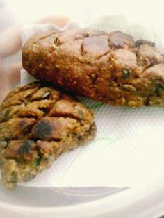Pan integral de centeno y semillas