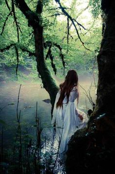 She knows not what the curse may be, And so she weaveth steadily, And little other care hath The Lady of Shalott.