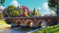 Image result for monster university background art