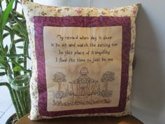 Hey, I found this really awesome Etsy listing at https://www.etsy.com/listing/269048276/day-is-done-english-garden-decorative