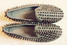 studded loafers for men