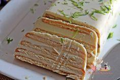Pavê de Limão Just Desserts, Dessert Recipes, Portuguese Recipes, Homemade Cakes, Love Food, Sweet Recipes, Food Porn, Food And Drink, Favorite Recipes