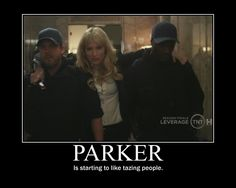 leverage funny parker quotes - Google Search