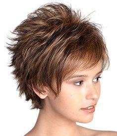 Cute short hair!