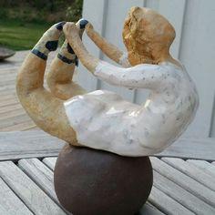 Skulptur av Lena Ögren