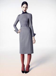 Vilshenko  #Modest doesn't mean frumpy. #DressingWithDignity on.fb.me/1lfqxT2