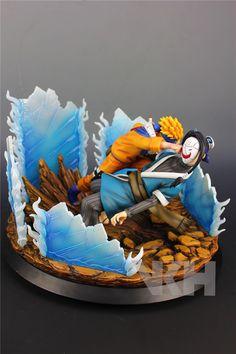 Naruto e Hakku Naruto Vs, Naruto Uzumaki, Anime Naruto, Manga Anime, Boruto, Action Figure Naruto, Anime Figurines, Anime Toys, Fairy Tail Anime