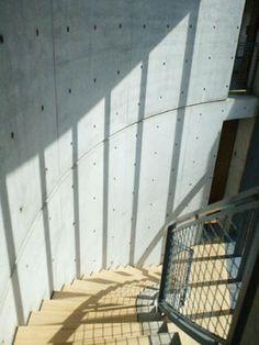 Tadao Ando Vitra Conference Pavillon Germany