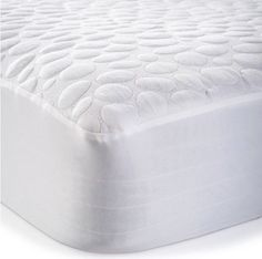 Protect your mattress against daily wear and tear, allergens, and stains with the Pebbletex Cotton Mattress Protector. Crafted from cotton, this waterproof protector features fitted side panels and double stitched seams to ensure many years of use. Twin Xl Mattress, Queen Mattress, Best Mattress, Mattress Covers, Crib Mattress, Mattress Protector, Crib Bedding, King Comforter, Comforter Sets