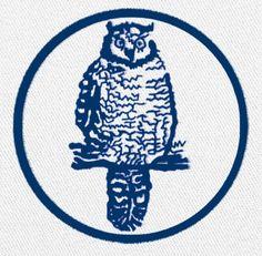 leeds lufc owl badge