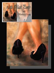 Online Art Class - Acrylic - Little Black Pumps - Textured Art - by Barbara Cassidy Acrylic Painting Techniques, Painting Lessons, Art Lessons, Painting Tutorials, Beginner Art, Beginner Painting, Online Painting Classes, Online Art Courses, Learn To Paint