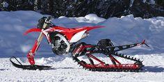 2018 Timbersled ARO 137 Snow Bike Conversion System