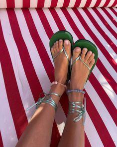 "Emili Sindlev on Instagram: ""Summer means sandals ❤️ (sneak peak of my next shoe collection🤫)"" Next Shoes, Shoe Collection, Summer Outfits, Heels, Fitness, Instagram Summer, Summer Sandals, Spring, Fashion"