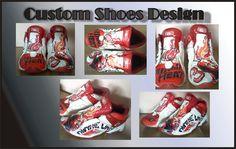 custom basketball shoes