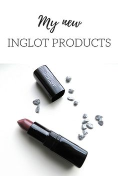 My new Inglot makeup products. Review, swatches and more. This article contains eyeshadow, a lipstick and powder. Beautiful products ♥. Click to learn more about these products.