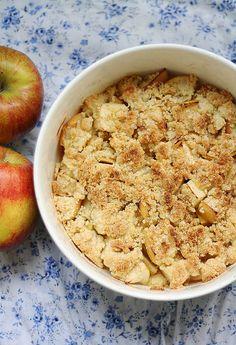 Täydellinen omenamurupaistos
