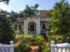 Goa beyond beaches - Portuguese house