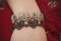 Купить Набор браслетов Микки Маус 2шт. вышитые браслеты - праздничное украшение, герои мультфильмов