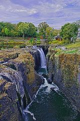 - The Great Falls of the Passaic River  by Allen Beatty