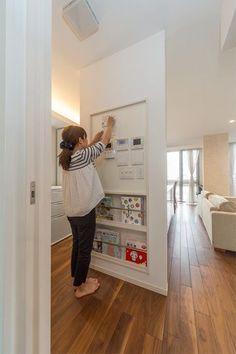 【公式:ダイワハウスの注文住宅サイト】建築事例・実例を住まい方別にご覧いただけます。「光あふれるLDKで子育てを楽しむ共働きご夫婦の家」