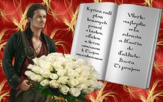 Kytica ruží plná krásnych prianí, s láskou, vďakou a úctou venovaná k Tvojim narodeninám. Všetko najlepšie, veľa zdravia a šťastia do ďalšieho života Ti prajem