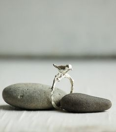Hey, I found this really awesome Etsy listing at https://www.etsy.com/listing/164695747/bird-ring-adjustable-silver-ring