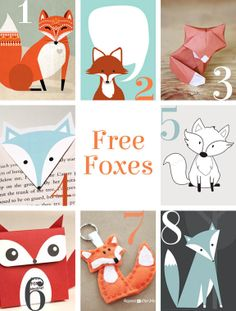 free foxes