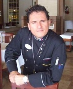 Corporate Executive & Celebrity Chef Gianfranco Chiarini.