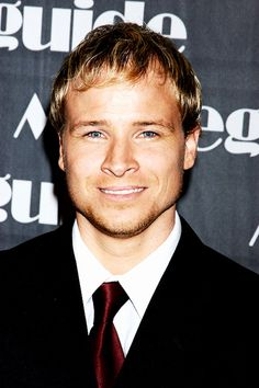 Backstreet Boys - BRIAN LITTRELL...always been my fav in the group